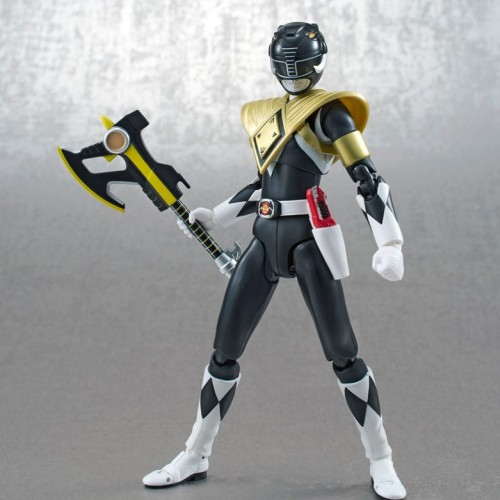 S.H.Figuarts Armored Black Ranger announced as SDCC exclusive