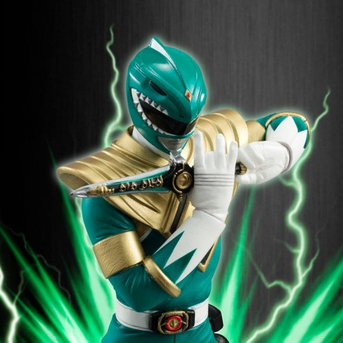Green Ranger FiguartsZERO statue coming in December