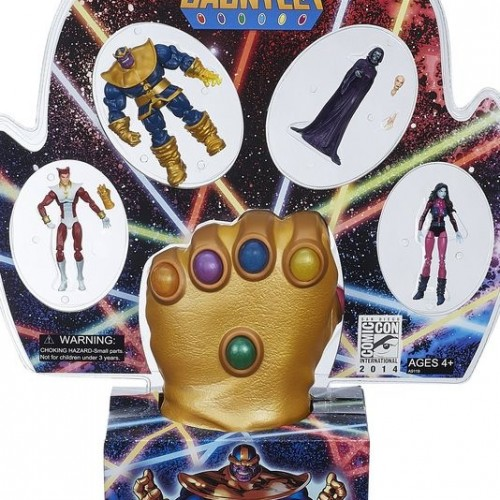 Get the Infinity Gauntlet at San Diego Comic-Con 2014