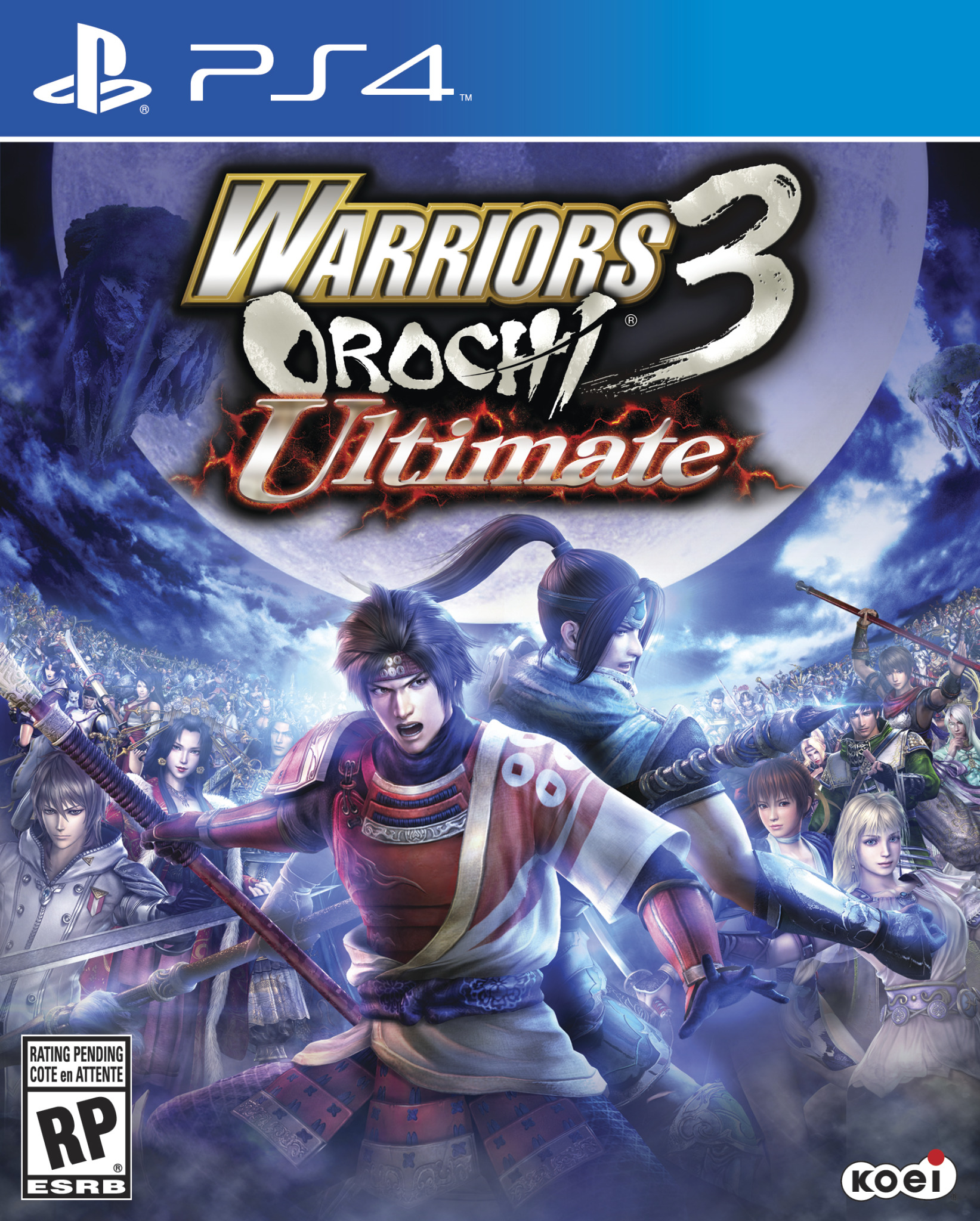 Warriors Orochi 4 Soul Calibur: Warriors Orochi 3 Ultimate Coming September 2 With Special
