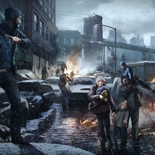 E3 2014: Tom Clancy's The Division cinematic trailer