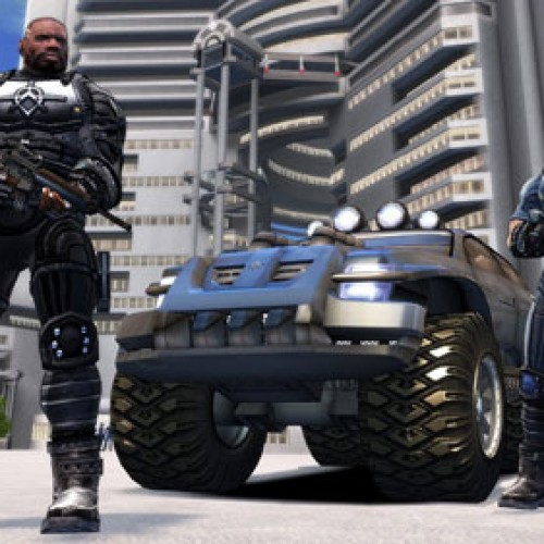 E3 2014: New Crackdown game announced