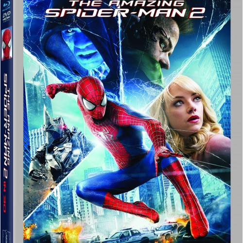 Amazing Spider-Man 2 coming to Blu-ray & DVD August 19th
