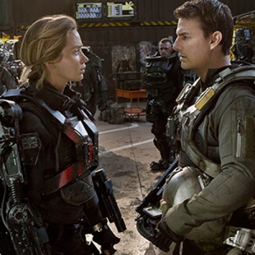 Review: Edge of Tomorrow