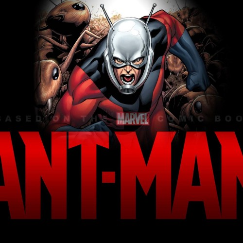 Marvel's Ant-Man production starts today