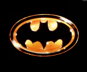 Tim Burton's Batman Logo