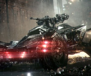 Batmobile batman arkham knight