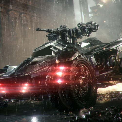 Batman: Arkham Knight delayed until 2015, but we get Batmobile details