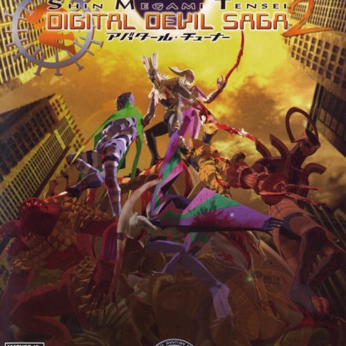 Shin Megami Tensei: Digital Devil Saga 2 on PSN next week