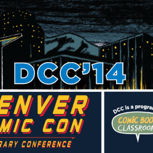 A few of my favorite things: Denver Comic Con 2014