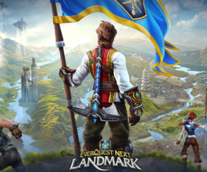 EverQuestNext Landmark