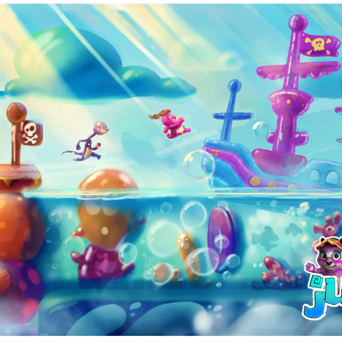 E3 2014 – Juju: A kid-friendly game that adults can play too