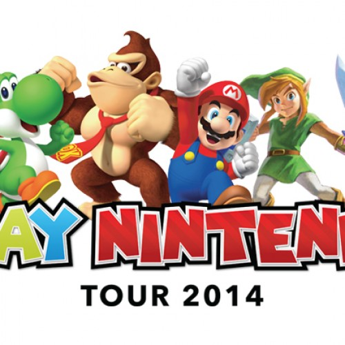 The Play Nintendo Tour starts June 6th