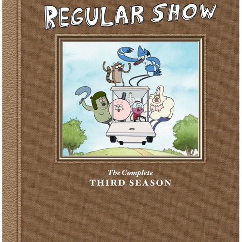 Regular Show: The Complete Third Season DVD releases this week