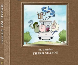 Regular Show_ S3_ DVD