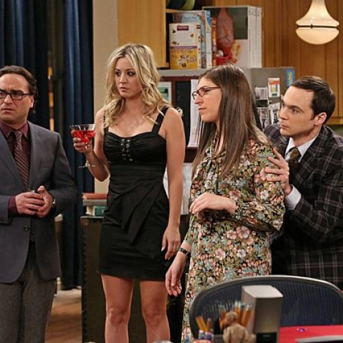 The Big Bang Theory season 8 date announced