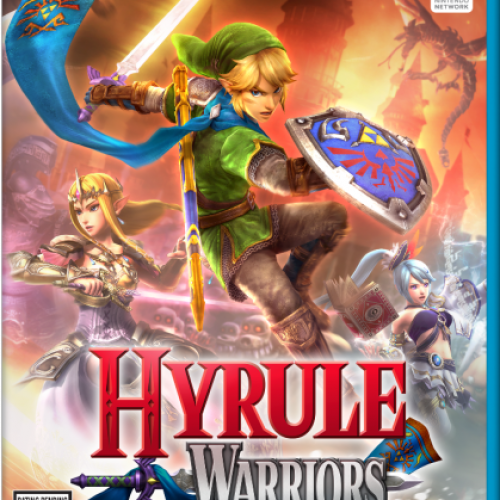 Brand new Hyrule Warriors screenshots and character art