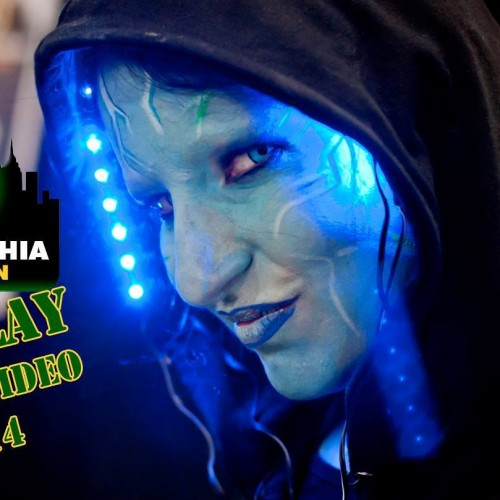 Wizard World Philly cosplay music video