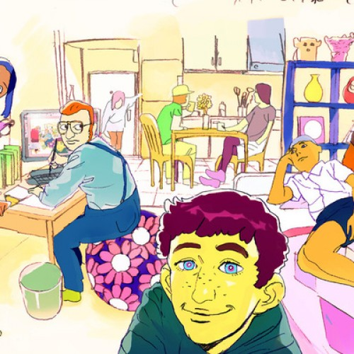 Japanese animators need your support to create Animator housing