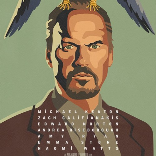 New trailer for Michael Keaton's Birdman film