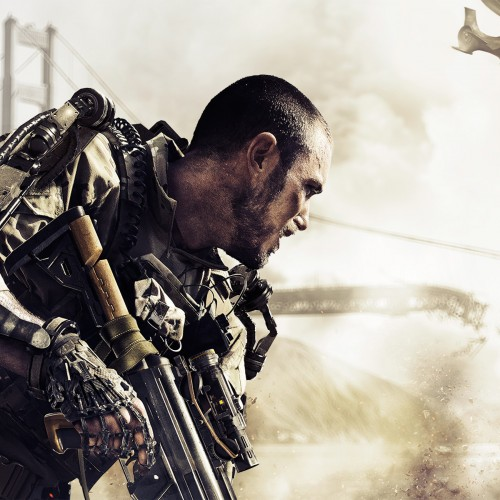 The future Tech & Exoskeleton from Call of Duty: Advanced Warfare