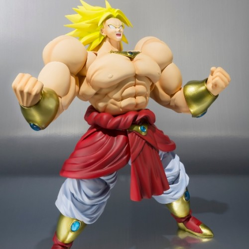 S.H. Figuarts Broly coming in December