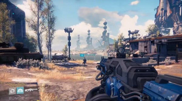 Update Leaked Destiny S Alpha Gameplay On The Ps4 Nerd
