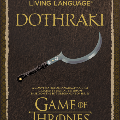 SDCC 2014: Game of Thrones' Dothraki Lessons