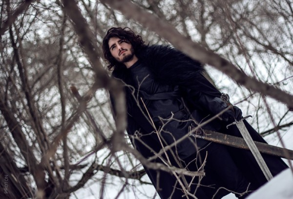 game of thrones cosplay jon snow