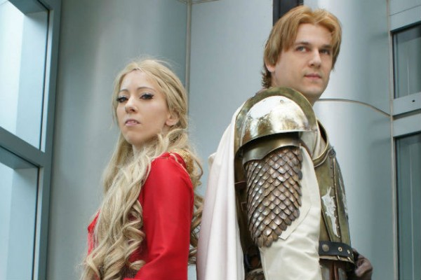 game of thrones cosplay lannister