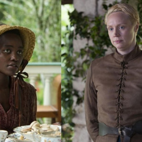 Two new females officially join Star Wars Episode VII, Lupita Nyong'o and Gwendoline Christie