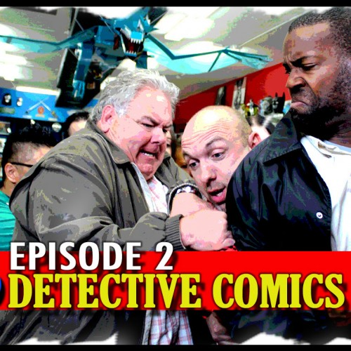 Episode 2 is out for Geek Cred, the comedy series for comic fans