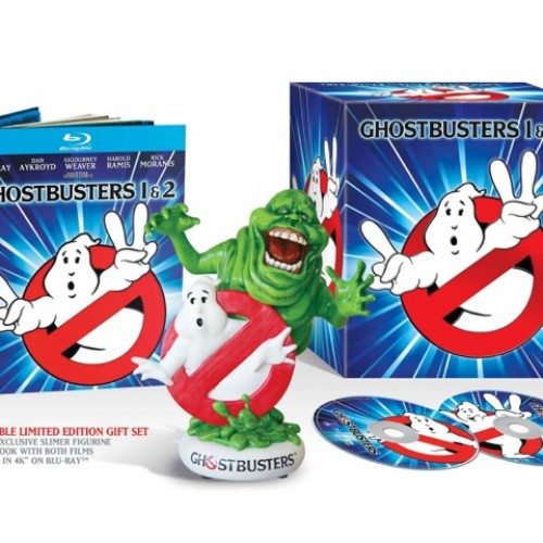 'Ghostbusters' hits theaters and Blu-ray starting August