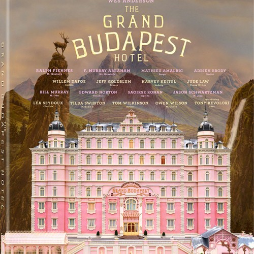 The Grand Budapest Hotel – Blu-ray Review