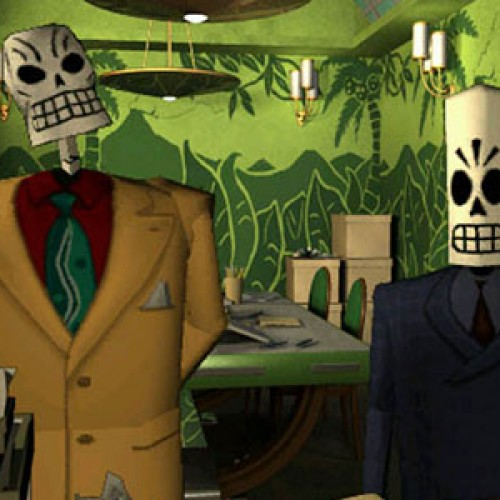 E3 2014: HOLY SH*T GRIM FANDANGO IS GETTING REMASTERED