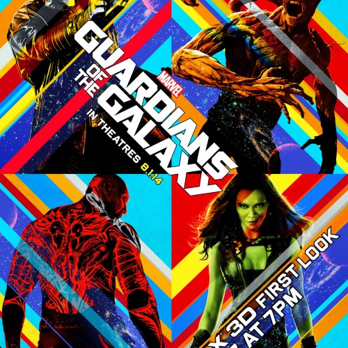 Here's how you can see 17 minutes of Guardians of the Galaxy early