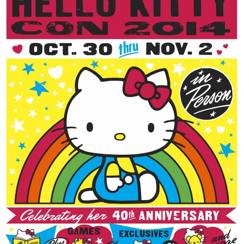 Hello Kitty Con is happening in Los Angeles