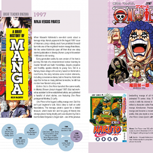 A Brief History of Manga Review