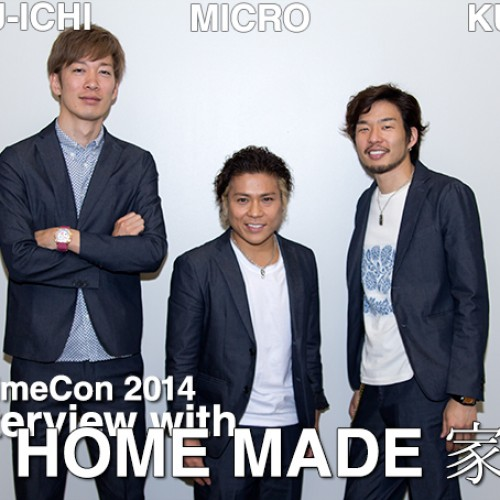 Interview with HOME MADE KAZOKU