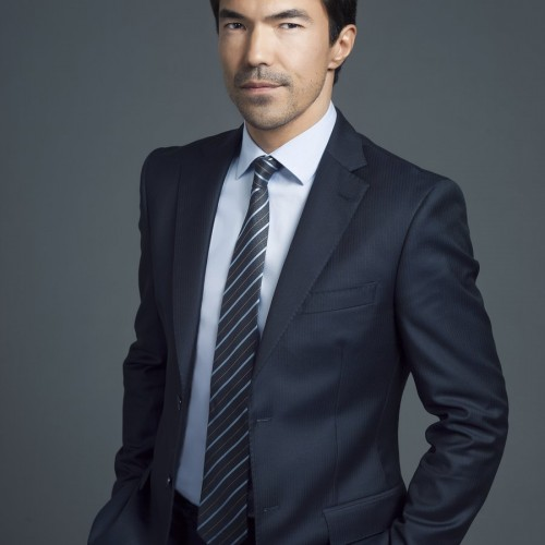 Interview: Ian Anthony Dale on TNT's Murder in the First, James Bond and Namor