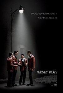 poster for jersey boys movie