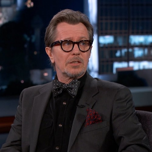Do you accept Gary Oldman's apology for using the 'N' and 'F' words?