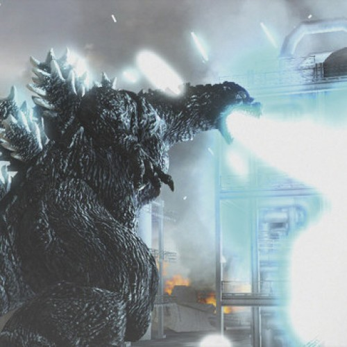 New Godzilla game coming to the PS3