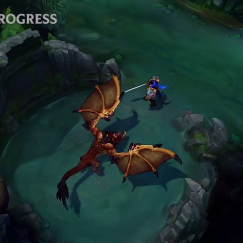 League of Legends map gets a beautiful overhaul