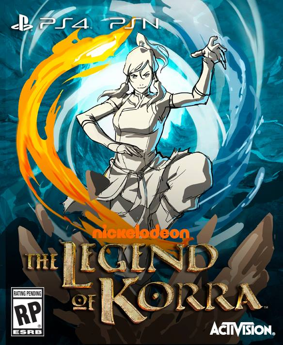 The Legend of Korra - Videojuego (PS4, PC, PS3, Xbox 360 y ...