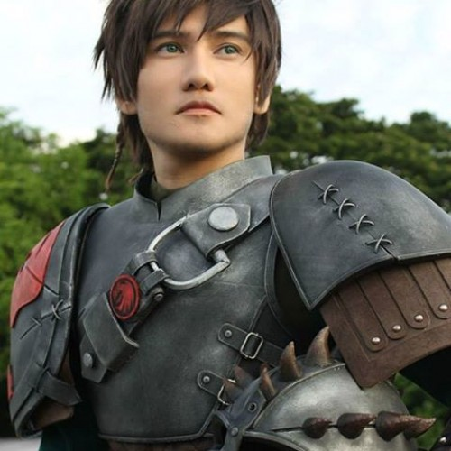 This How To Train Your Dragon cosplay is full of win