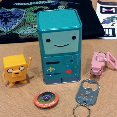 Loot Crate's May 2014 subscription box review