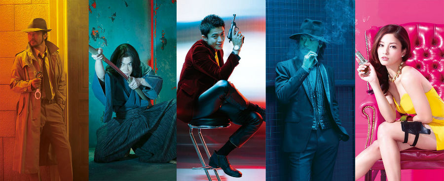 A New Trailer Popped Up Online This Week For The Upcoming Live Action Anime Adaptation Of Lupin Third I Was Totally Caught By Surprise With