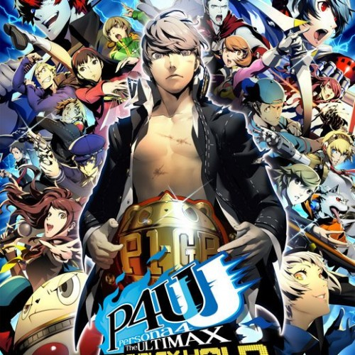 ATLUS unveils Japanese cover art for Persona 4 Arena Ultimax