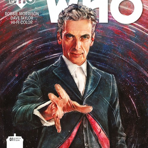 Titan Comics presents the Twelfth Doctor!